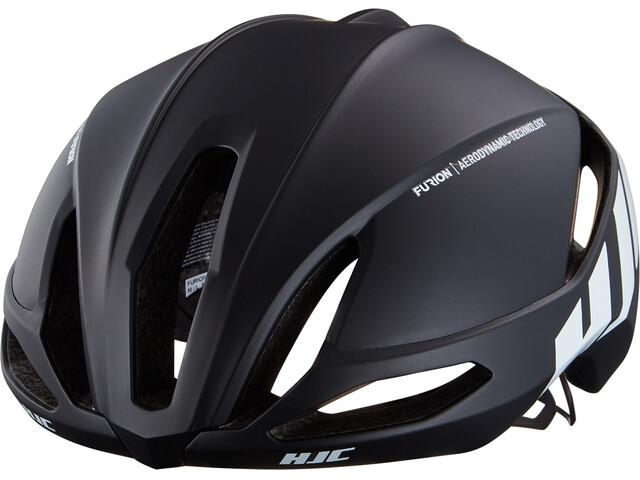 HJC Furion - Casque de vélo - noir
